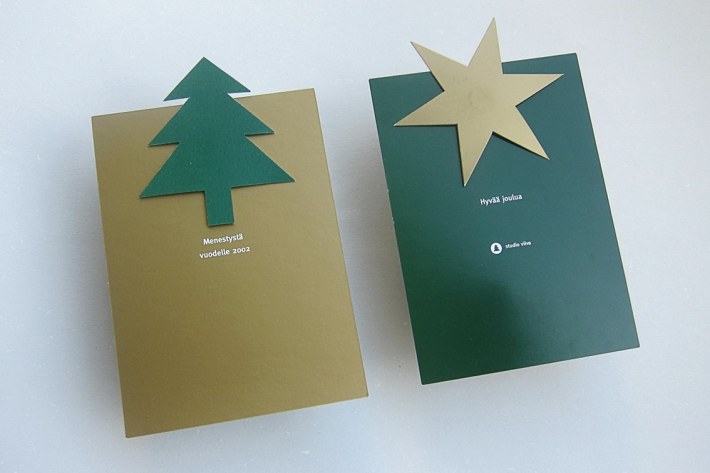 Xmas card / Studio Viiva